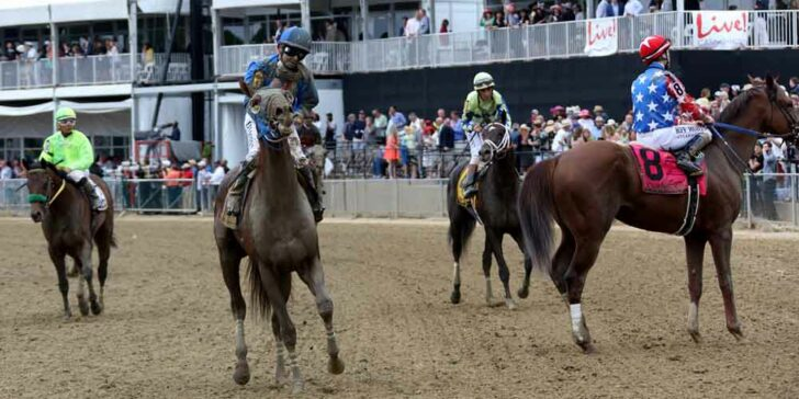 Bet On The 2021 Preakness Stakes
