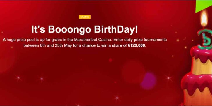 Daily Prize Tournaments: Win a Share of €120,000