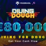 Diving for Dough Tournament: Join the €80,000 Prize Fund