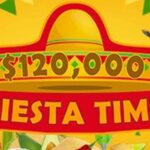 Fiesta Time Cash Prizes Promo at Intertops – Win a Share of $120,000