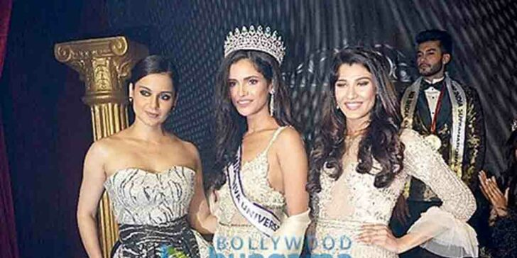 Miss Universe from India