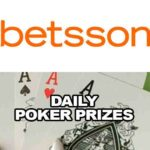 Daily Betsson Poker Prizes – Win up to €10,000 Cash