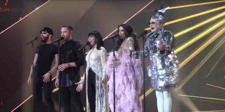 cities to host Eurovision 2022