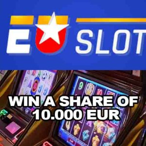 Mermaid's Gold Tournament at Euslot Casino – Win a Share of 10.000 EUR