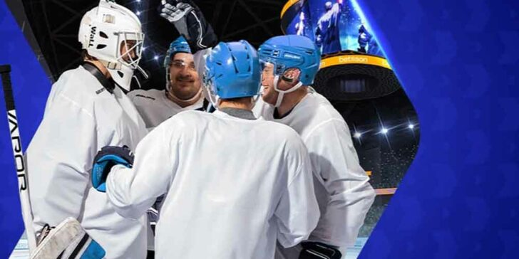 Ice Hockey Early Payout – Get Paid if Your Teams's 3 Goals Ahead