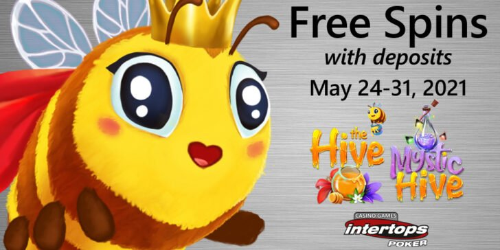 Free Spin Codes at Intertops Poker – Win up to 70 Free Spins