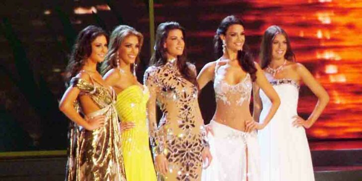 most dramatic Miss Universe moments ever