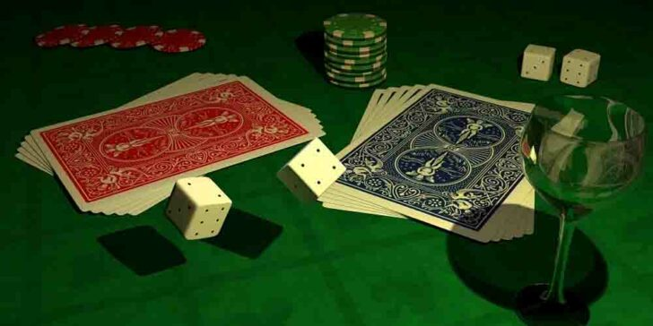 Monthly Online Poker Tournament