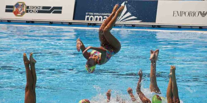 synchronised swimming odds for Tokyo Olympics
