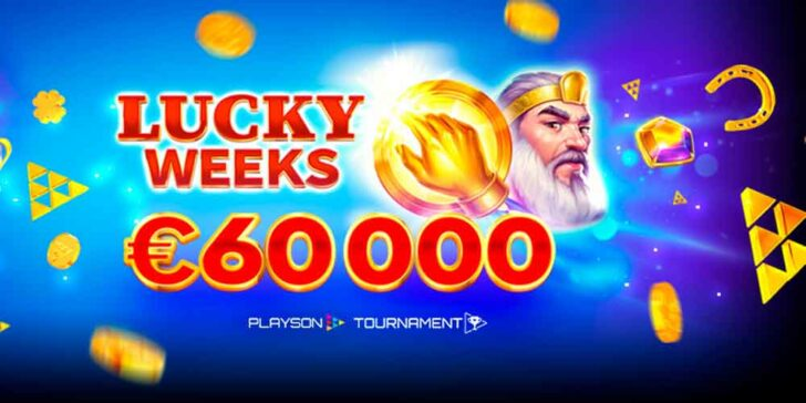 Weekly Cash Prizes in May
