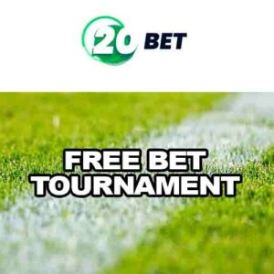 Free Bet Tournament Online: Take Your Share of Prize Fund Over €15 000