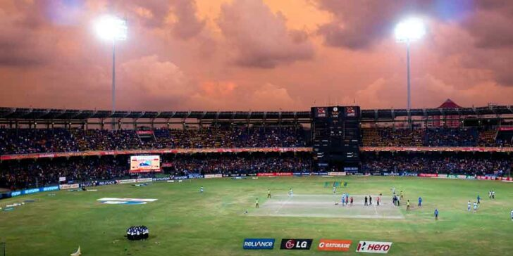 Bet On The T20 World Cup