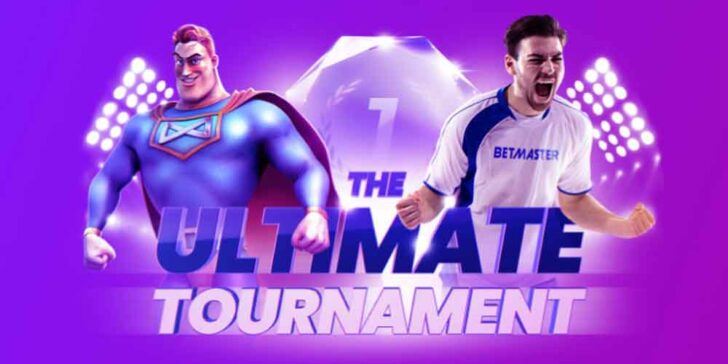 Betmaster Casino Ultimate Tournament: Race to Your Share of $4,500