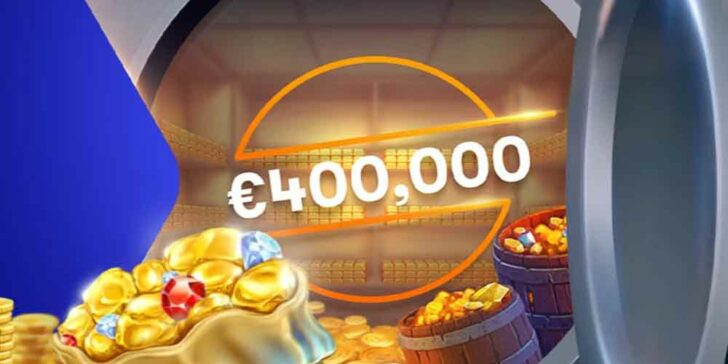Blueprint Slots Cash Prizes at Betsson Casino – Win a Share of €400,000