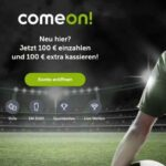 ComeOn! Sports Welcome Bonus for Germany