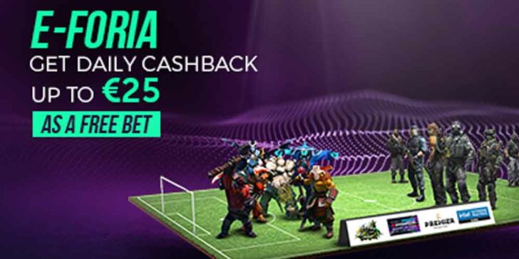 Daily Vbet free bets