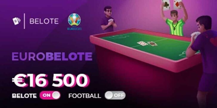 Eurobelote Tournaments Online: Win a Share of the €16,500