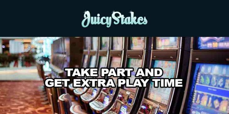 Juicy Stakes Bonus Codes: Take Part and Get Extra Play Time