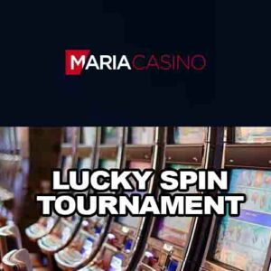 Lucky Spin Tournament: Win Each Week's €5,000 Top Prize