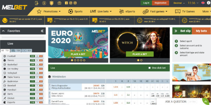 The latest review about Melbet Africa Sportsbook