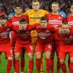 Spartak Moscow UCL Betting Odds For All Stages