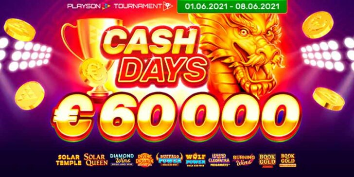 Win Cash Online this Month at GunsBet Casino – Win a Share of 60k