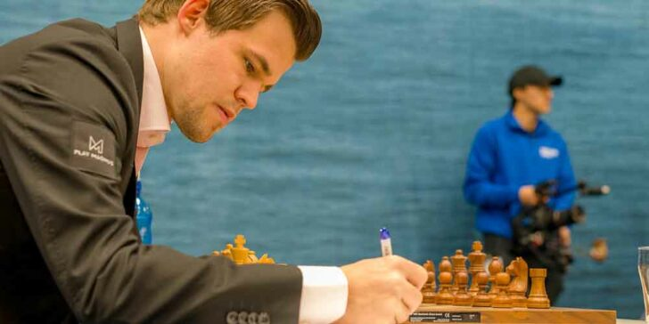 World Chess Championship First Game Prediction