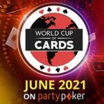 World Cup of Cards at Partypoker – Play for up to $1 Million Guaranteed