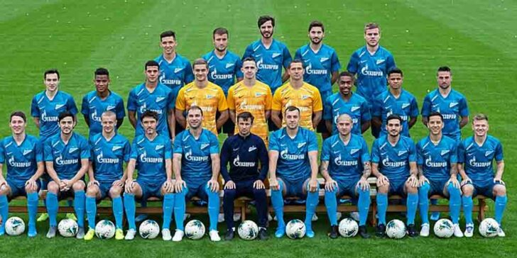 Special Bets on Zenit FC