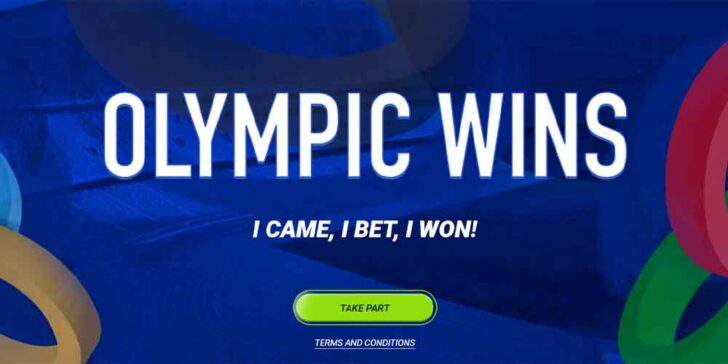 1xBET Sportbook Olympic betting