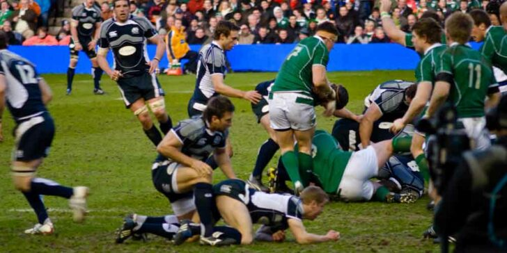 2022 Six Nations betting odds