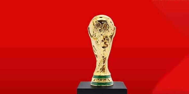 2022 World Cup Odds