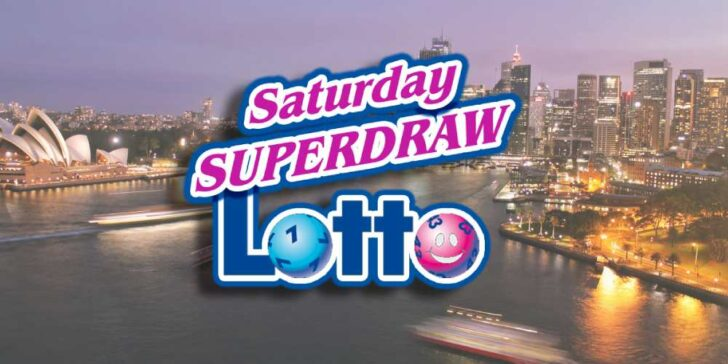 Win Australian Saturday Lotto Superdraw Online and Get Your Share