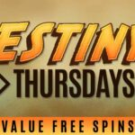 Best Free Spins Promotion: Get Spinning and Win On Destiny Wild
