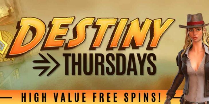 Best Free spins promotion
