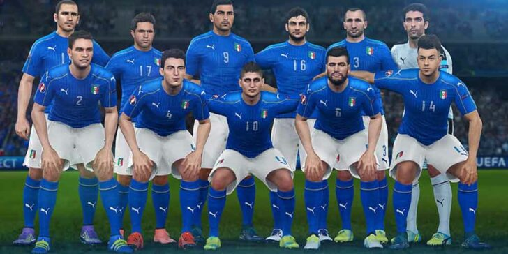 Bet On Italy To Beat England