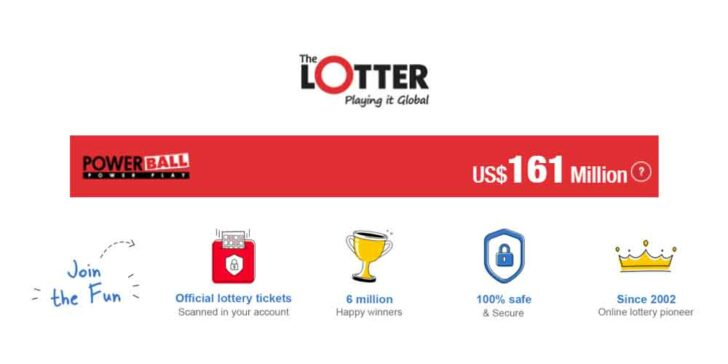 Biggest Online Lottery in the World: The Winnings Are 100% Yours!