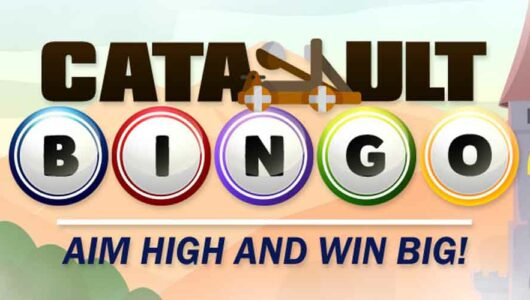 Bingo Catapult Promotion: Cash Prizes of up to $500.00 to Be Won