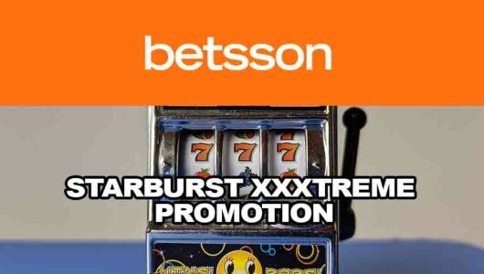 Starburst Xxxtreme Promotion: Win Your Share of €150,000 Prize Pool