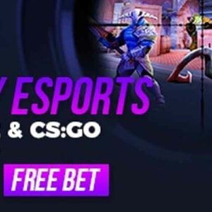 Esports Free Bet Offer: Get Up to €20 as a Free Bet Every Day!