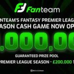 Fantasy Premier League Promo: Take Part and Win Up to £1,000,000