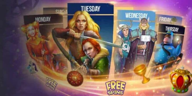 Free Spins for a Week at Melbet Africa Casino – Get up to 75 FS