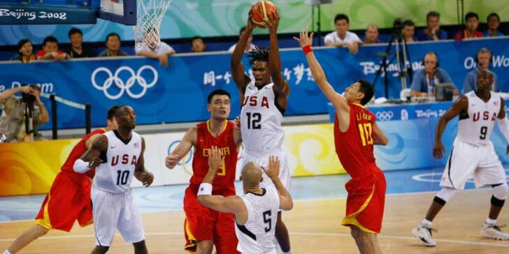 Olympic Basketball betting odds