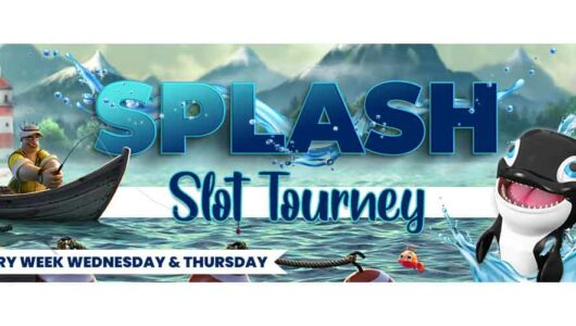 Weekly Splash Slot Tourney: Spin and Win In Our Splash Slot Tourney!