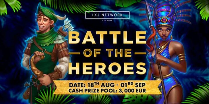 1xbet Casino Slot Tournament: The €3,000 Prize Fund Is Waiting for You