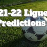 2021-22 Ligue1 Predictions for the Champion and Top 3