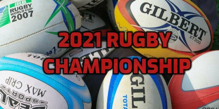 2021 Rugby Championship betting odds