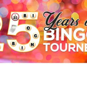 Bingospirit Tournament in August: Play and Win Every Single Day