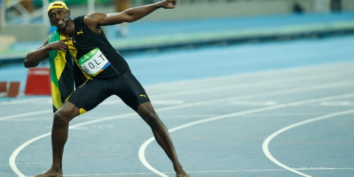 Everything About Usain Bolt