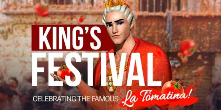 Claim Free Spins in September With King Billy Casino's la Tomatina Promotion